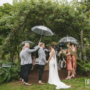 Jasmine & mitch@ macedon forest glade gardens wedding photography