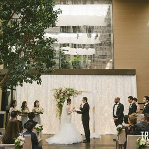 Monica & sam's wedding photography @ grand hyatt melbourne