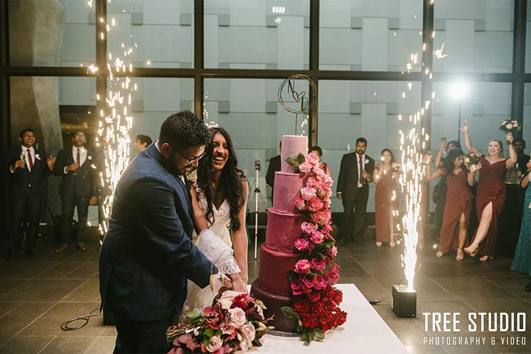 Wedding Cake Wedding Photography