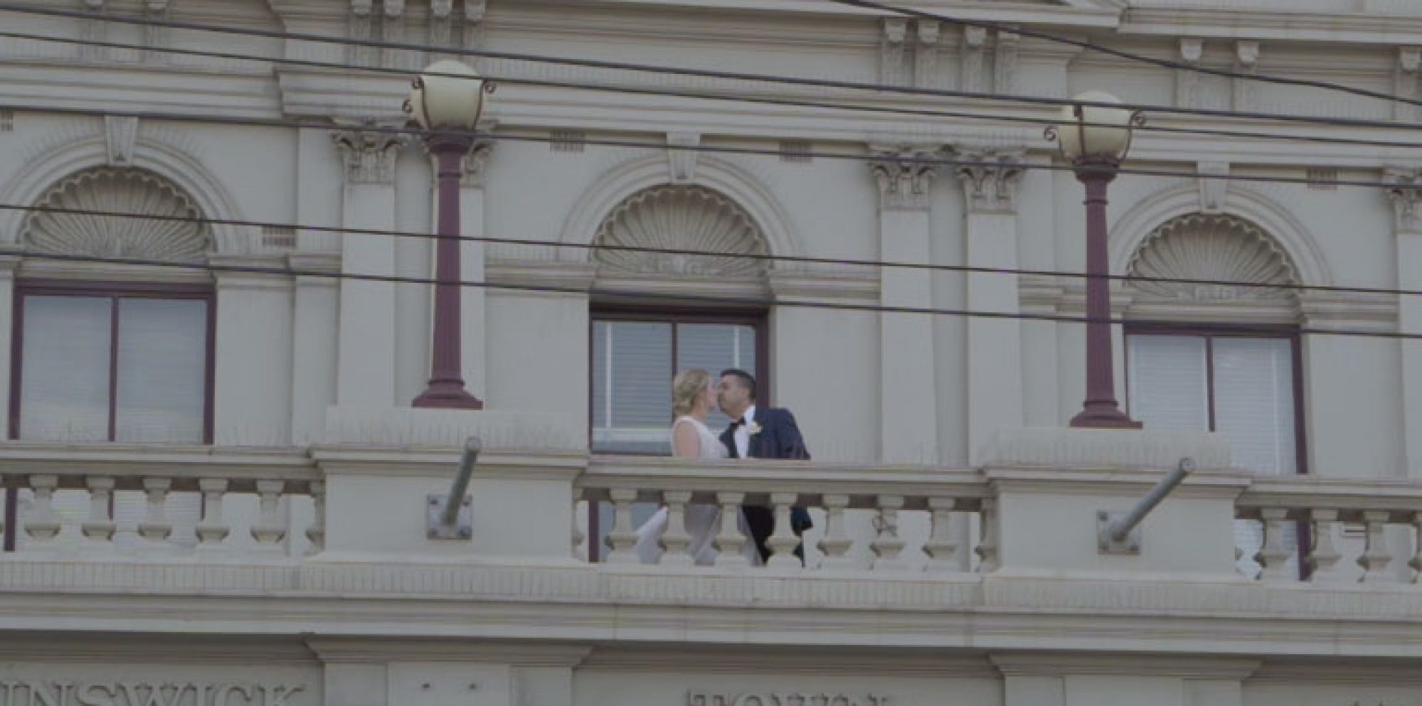 Genevieve & bill @ brunswick town hall wedding video