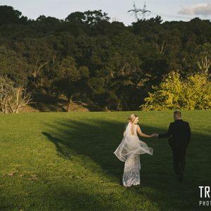 Elise & matt @ the farm yarra valley wedding photography