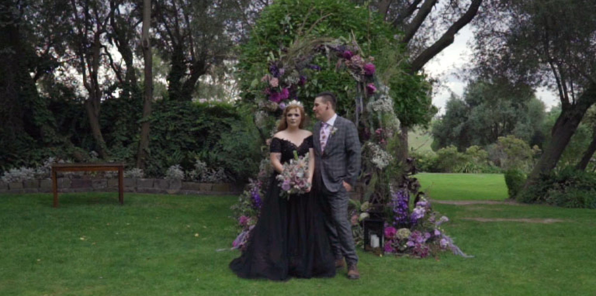 Emalee & jack @ overnewton castle wedding video