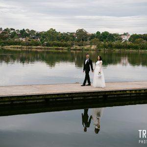 Footscray wedding photography – angela & jon