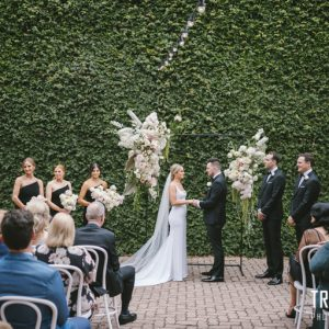 Stefanie & jayme wedding video @ butler lane