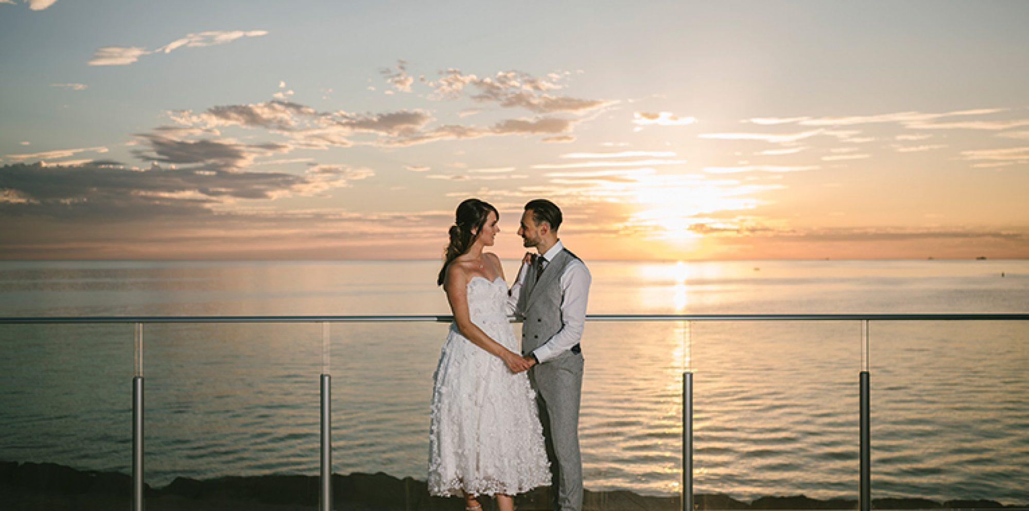 Rania & louis wedding videography @ sandringham yacht club