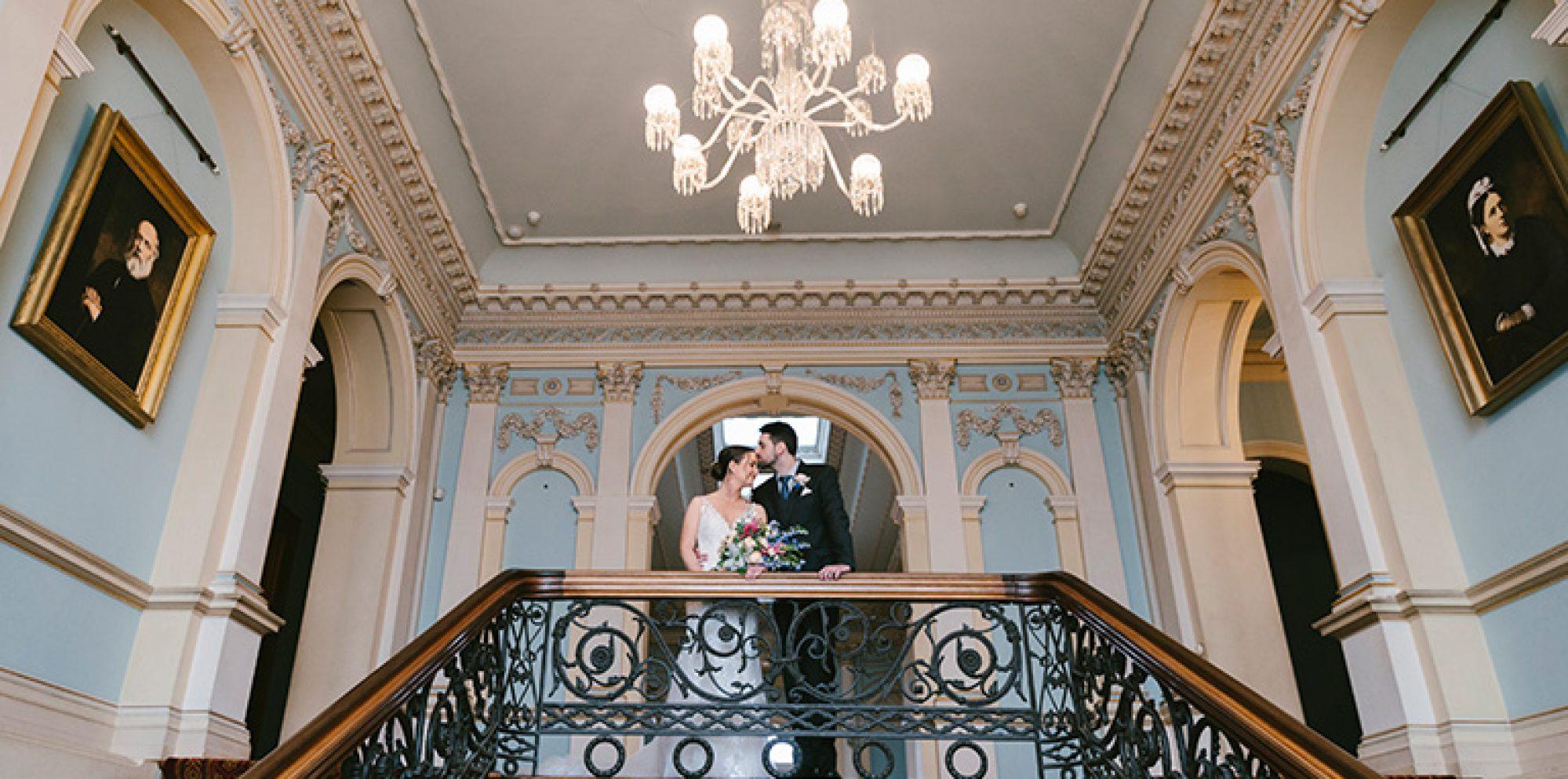 Romy & michael wedding videography @ werribee mansion