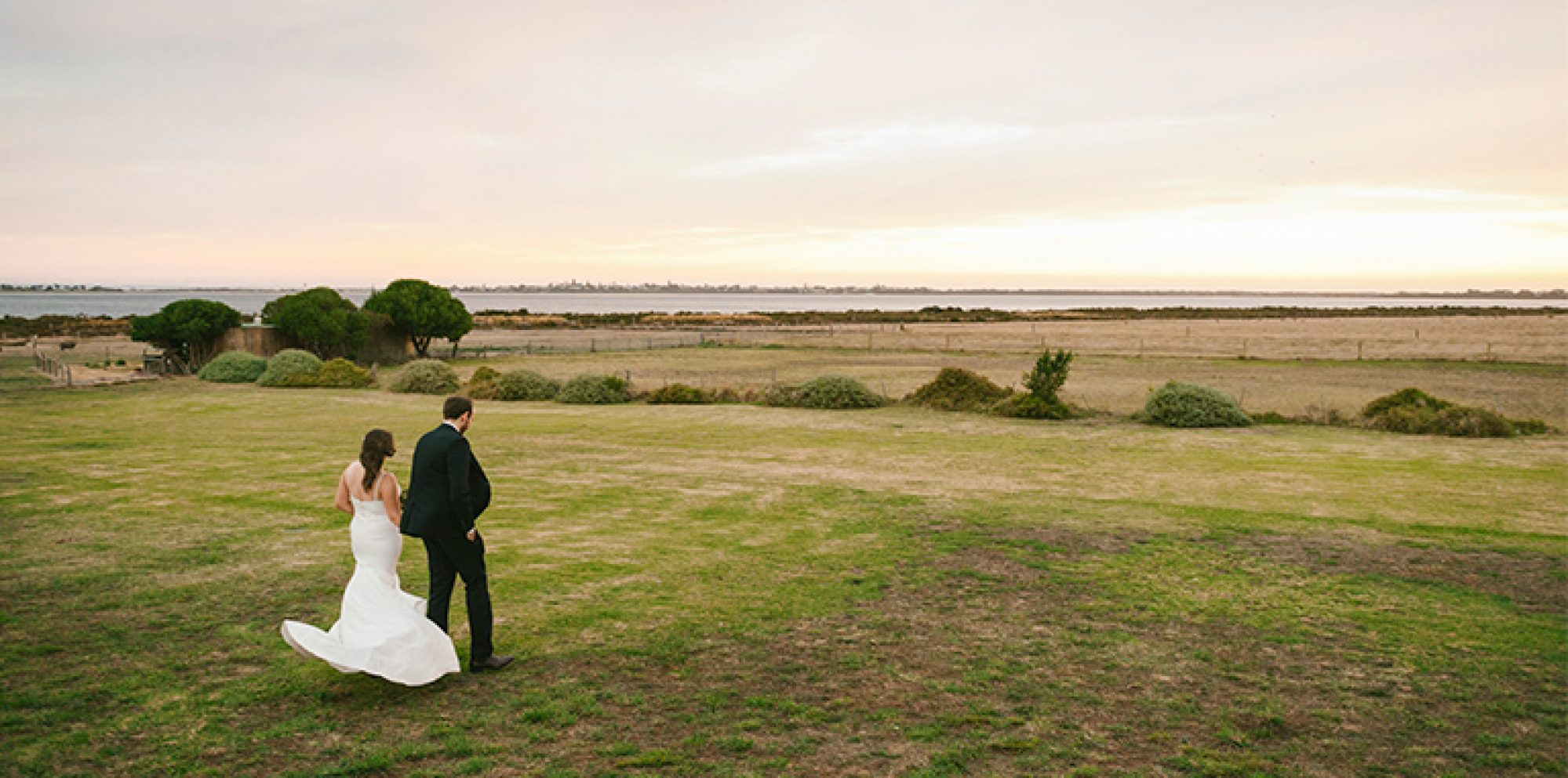 Stephanie &  mitchell wedding photography @ basil's farm