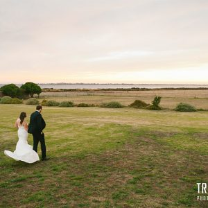 Stephanie &  mitchell wedding photography @ basil's farm