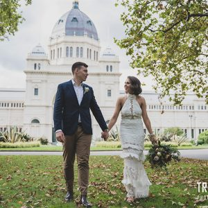 Elise & jordan wedding photography @ brunswick mess hall