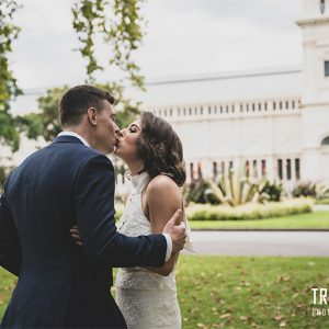 Elise & jordan wedding video @ brunswick mess hall