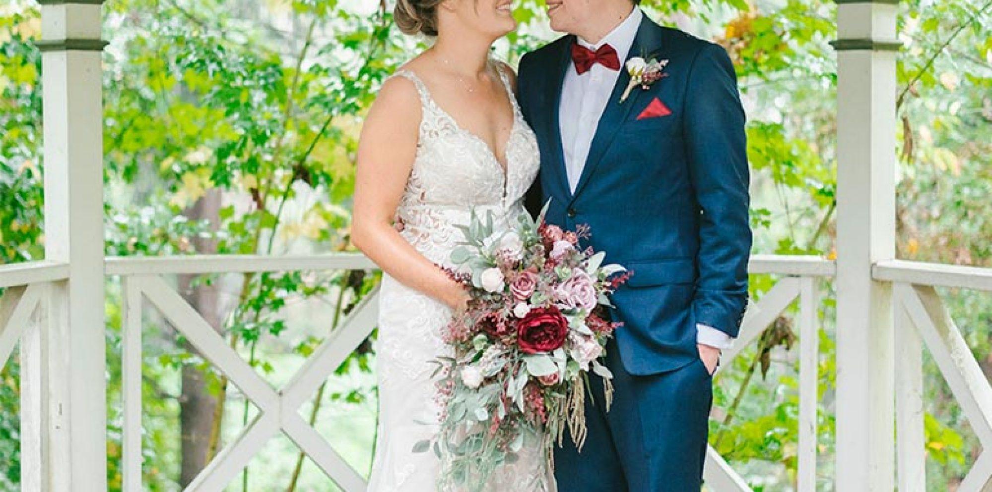 Emily & sam melbourne wedding videography @ chateau wyuna