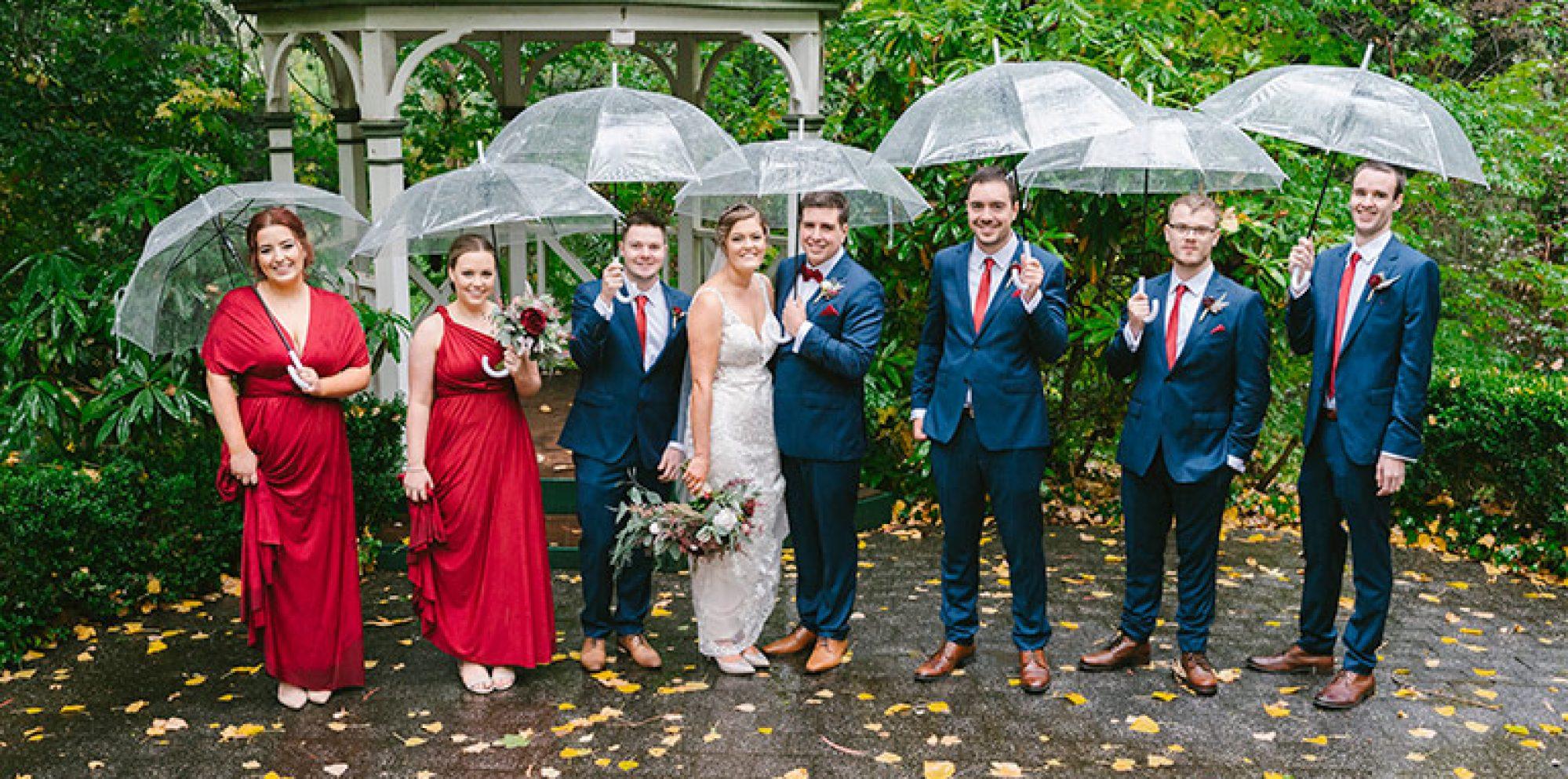 Sam & emily wedding photography @ chateau wyuna