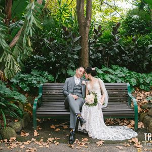 Mary & jeffrey wedding photography @ leonda by the yarra