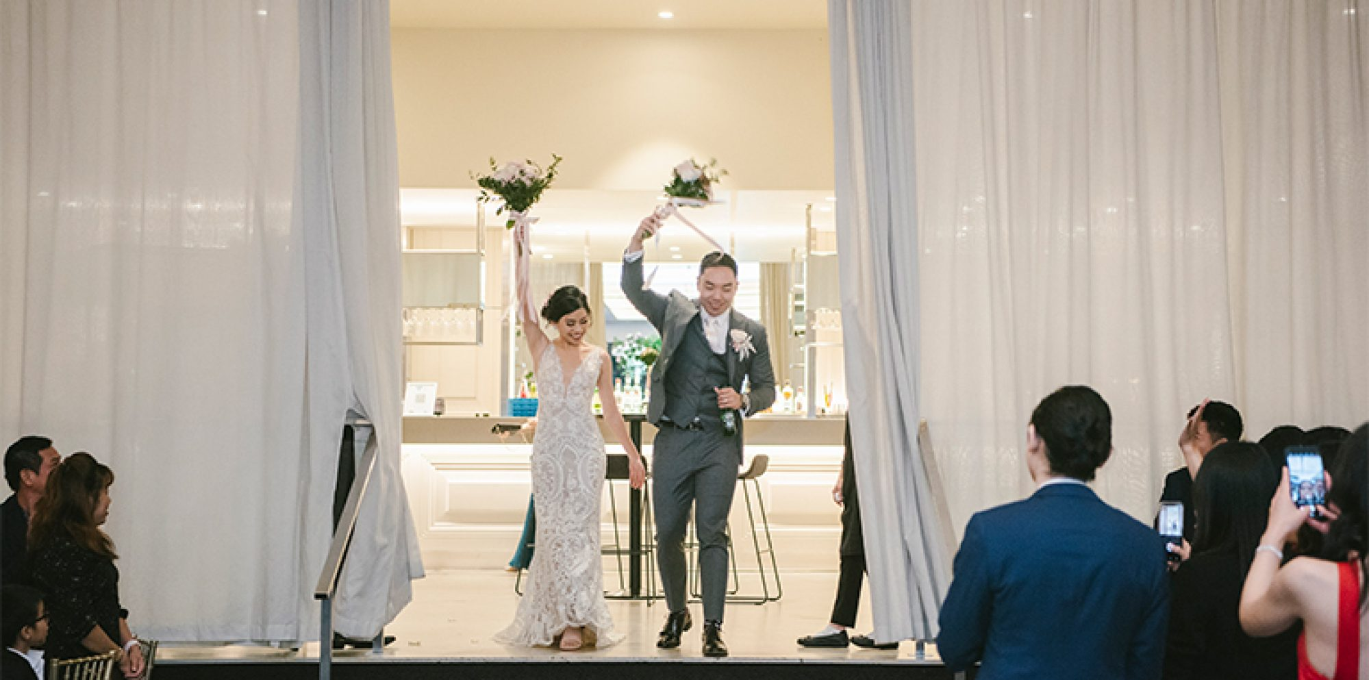 Mary & jeff wedding video @ leonda by the yarra