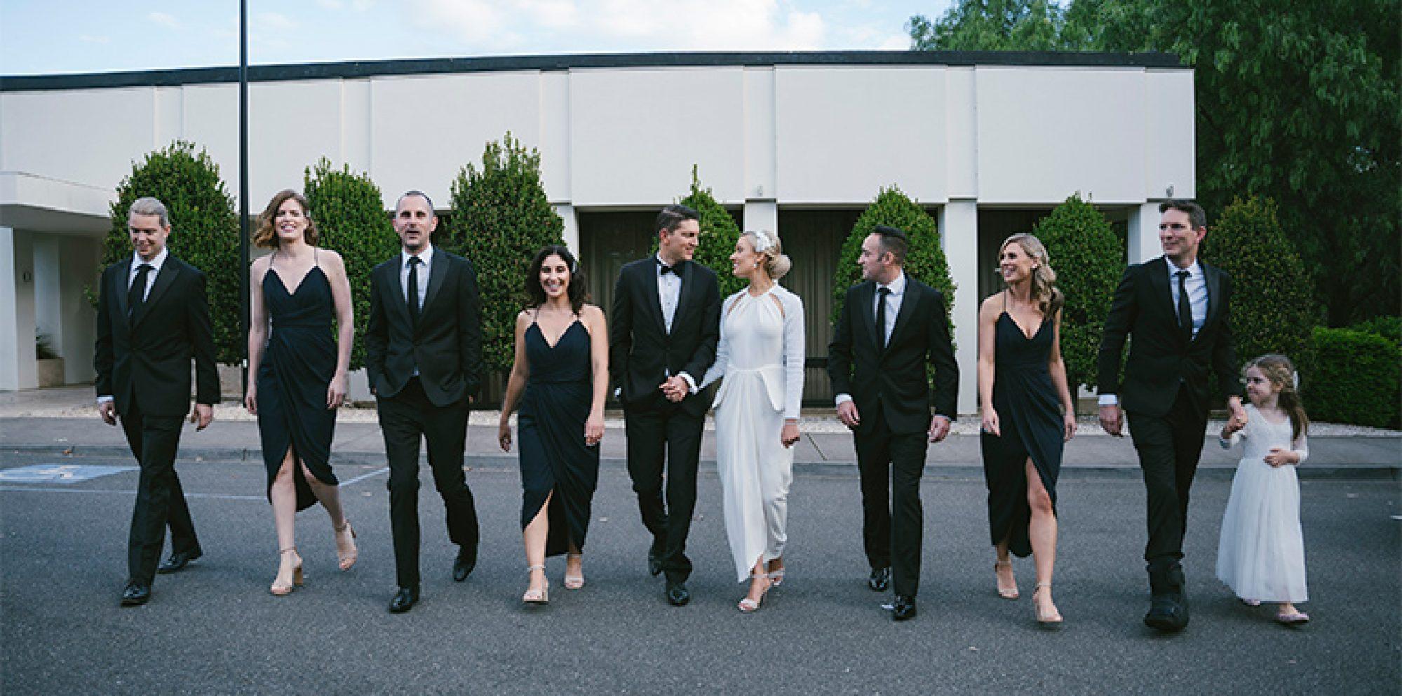 Chloe& william wedding video @ leonda by the yarra