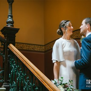Siobhan & jarrod melbourne wedding videography @ hotel windsor & brodgans way distillery richmond