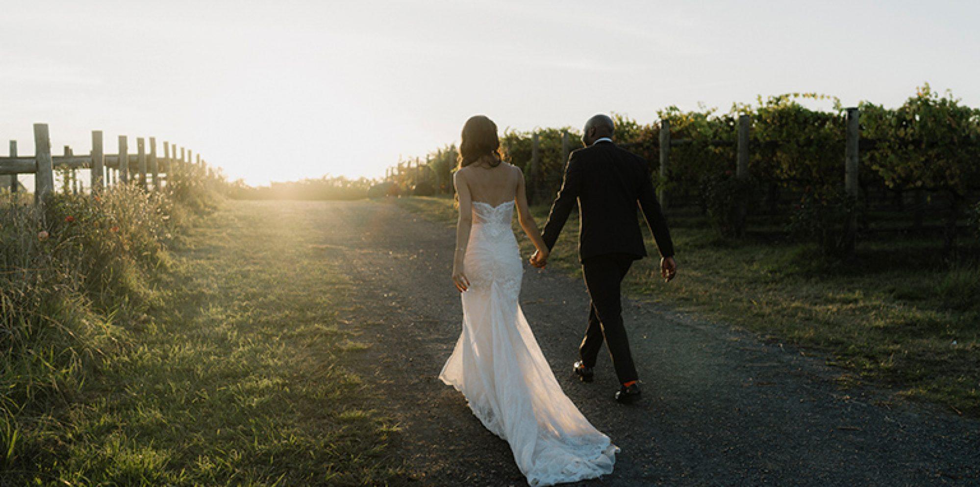 Tushna & warren wedding videography @ vines of the yarra valley