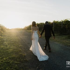 Tushna & warren wedding videography @ vines of the yarra valley
