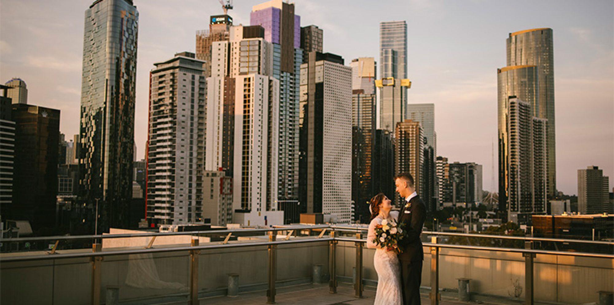 Lauren & nathan wedding photography @ luminare
