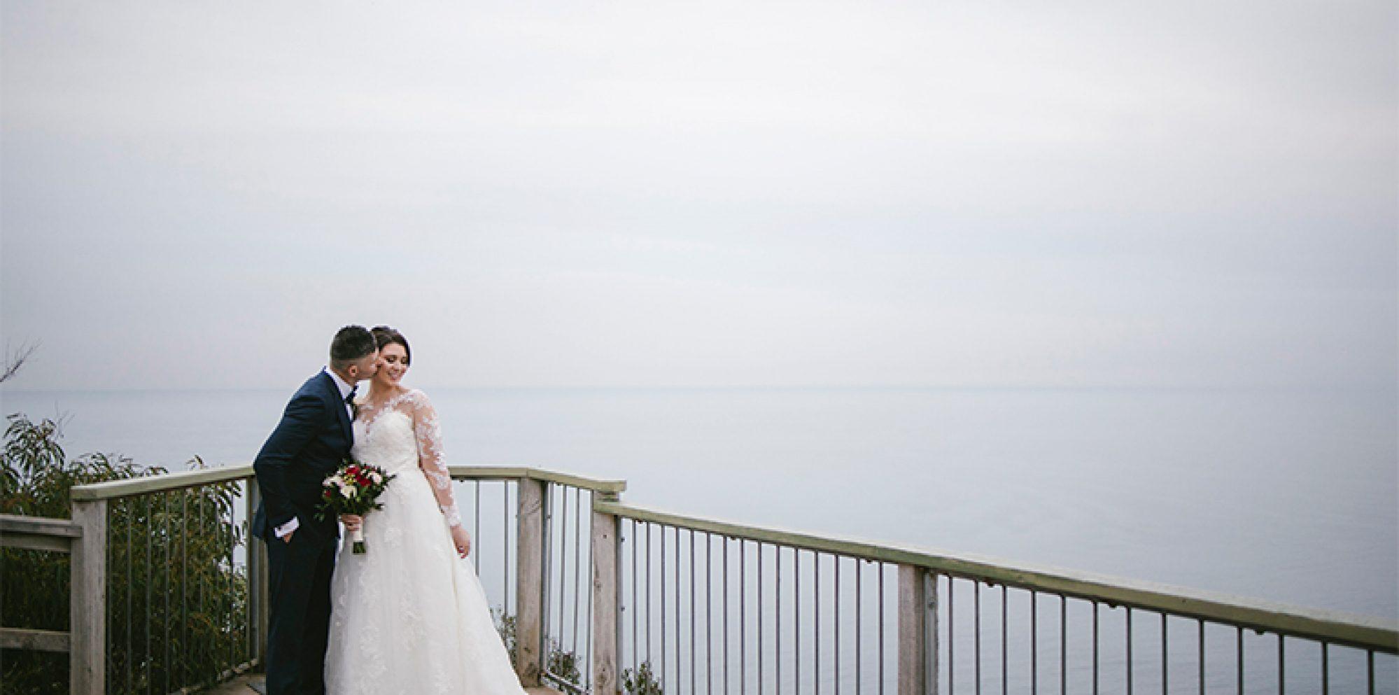 Rebecca & klay wedding photography @ lorne hotel