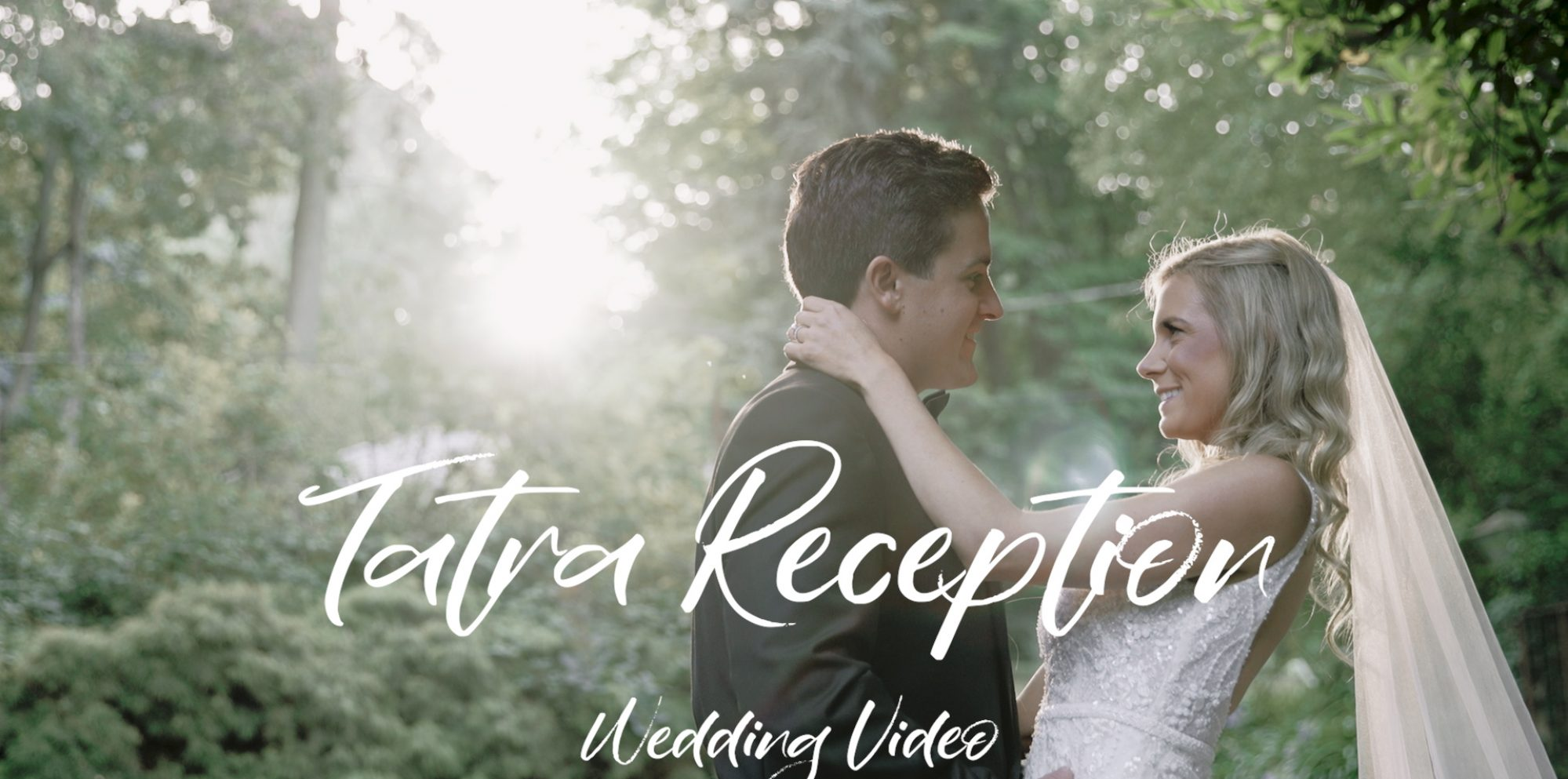 Sarah & matt melbourne wedding videography @tatra rreceptions