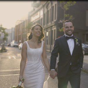 Sophie & adam wedding video @ glasshaus inside