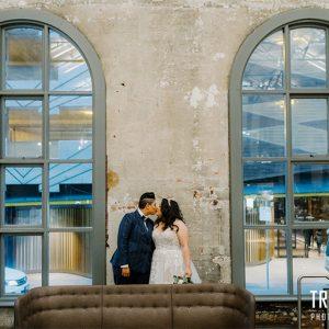 Melissa & charlene wedding photography @ higher ground