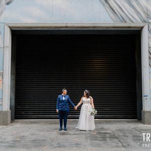 Melissa & charlene wedding video @ higher ground