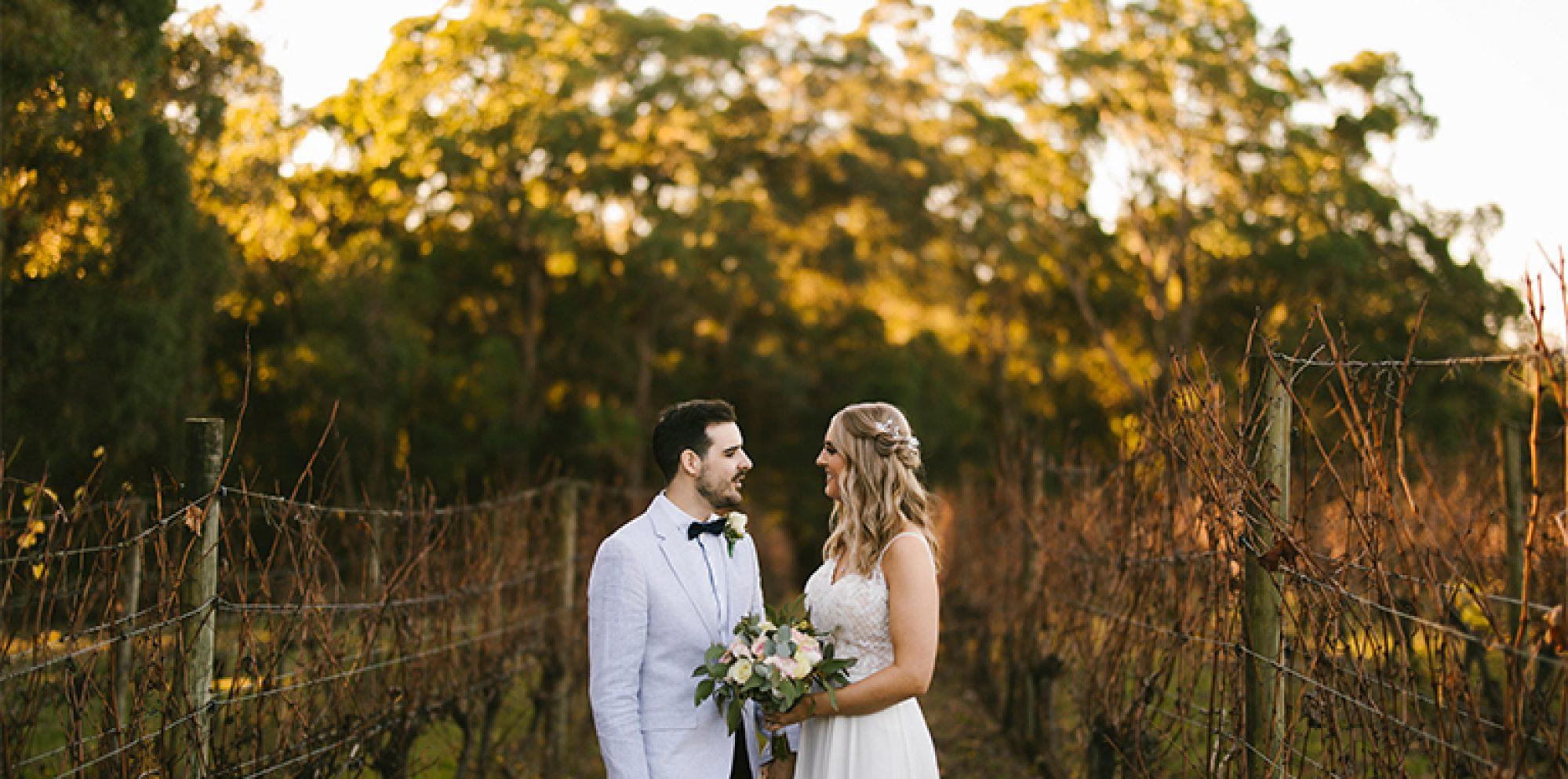 Maddi & james wedding photography @ yarra ranges estate