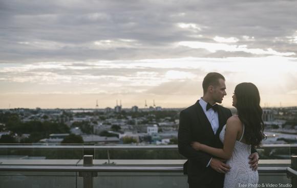 Carousel & luminare wedding video   ash & ashna