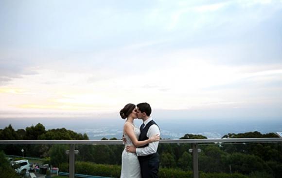 Cody & nara | skyhigh wedding video