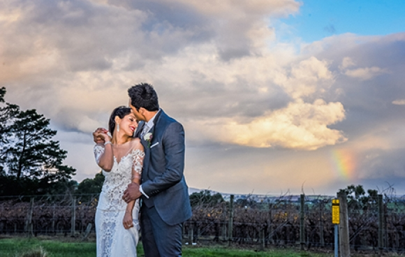 David & reena | balgownie estate wedding video