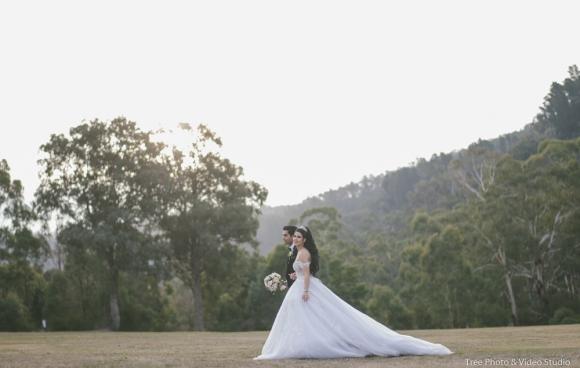 The eastern golf club wedding | melody & shervin