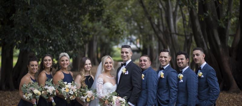 Lisa and Greg Fenix Events Richmond Wedding Video