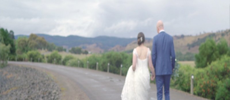 Alicia and Harry Flowerdale Estate Wedding Video