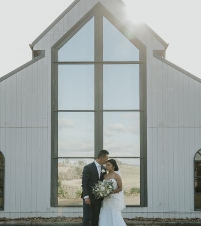 Kam & mel | immerse in the yarra valley wedding