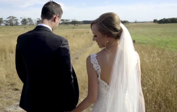 Jessica and bradley warrnambool racing club wedding video