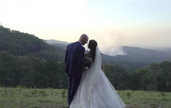 Justin & winnie | nathania springs receptions wedding video