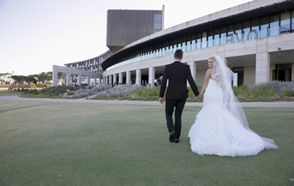 Karlie &#038; matt | <span>racv</span> torquay resort wedding video