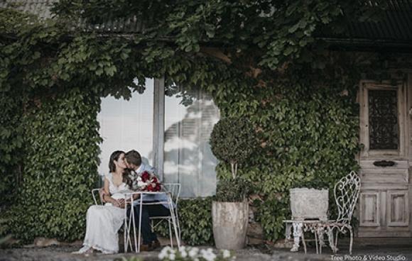 Lara & shaun   mont du soleil wedding video
