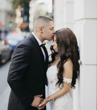 Litsa & salvatore | st ignatius church & brighton savoy
