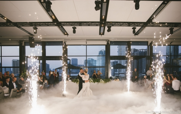 Luminare south melbourn wedding video   stephanie & luke