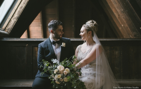 Montsalvat wedding video | mollie & james