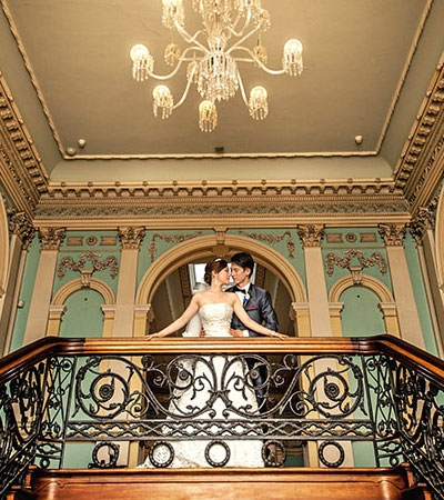 Wedding photography melbourne – sophia & yan | werribee mansion