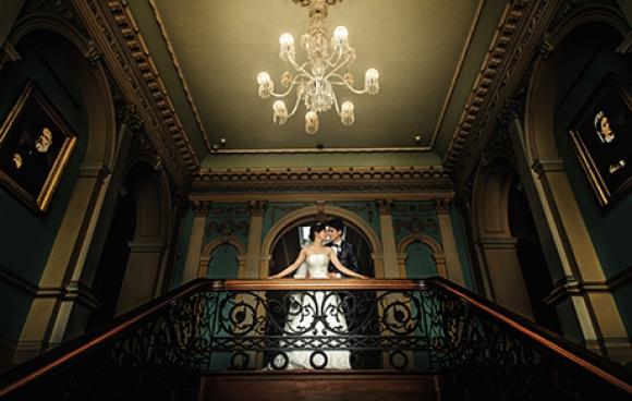 Sophia & yan | werribee mansion wedding video