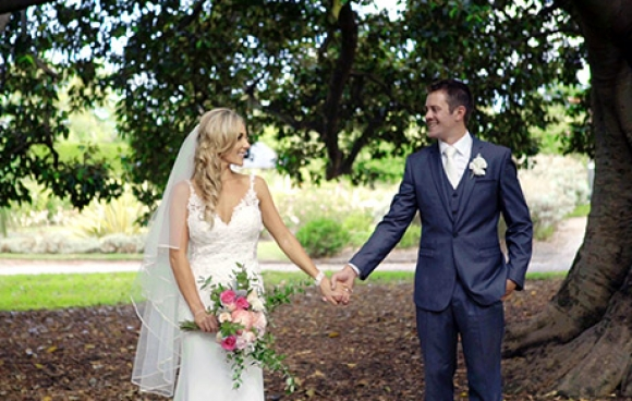 Tara & ricky | encore st kilda wedding video
