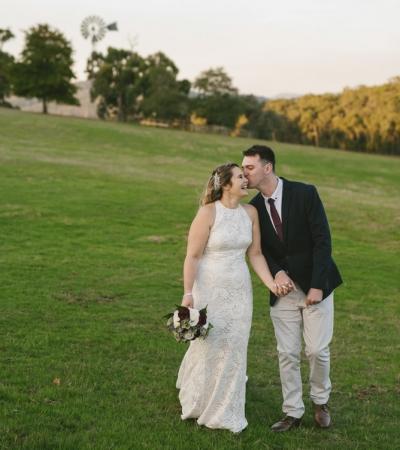 Rebecca & daniel | wandin park estate wedding