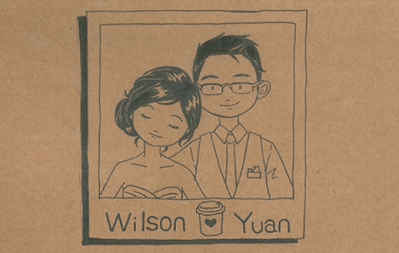Wilson & yuan | pre-wedding video