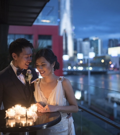 Wedding photography melbourne – xuan & calvin | river edge events